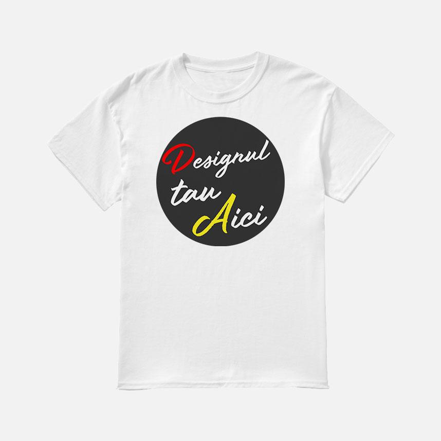 Personalizează ACUM - Tricou pentru copii